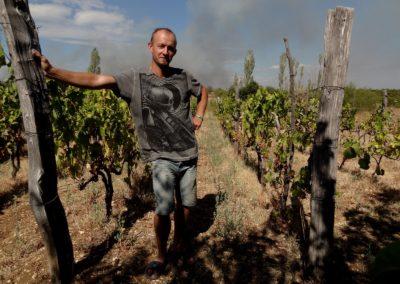 domowa produkcja wina jak zrobic wino Enoturystyka Błażej Odyjas polskie wino winnica 03