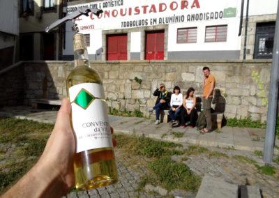 winko domowa produkcja wina jak zrobic wino Enoturystyka Dzikie Wino winnica Portugalia Vinho 06