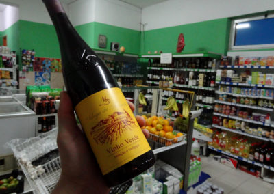 winko domowa produkcja wina jak zrobic wino Enoturystyka Dzikie Wino winnica Portugalia Vinho Verde 11
